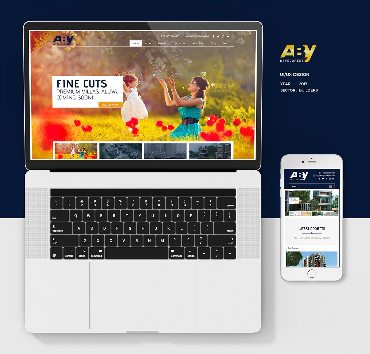 Aby Developers Website Development